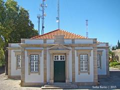 Castelo de Castelo Branco - Escola Conde Ferreira (Sofia Barão) Tags: portugal castelo branco beira baixa castle