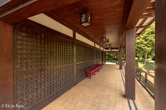 Interior of the Kinkaku-Ji Temple in Brazil (elcio.reis) Tags: arquitetura sãopaulo nikon templokinkakuji itapecericadaserra brazil architecture brasil temple templo br