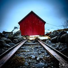 Boat house (Matt Dolphin) Tags: boathouse red nikon norway z7