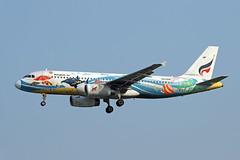 Bangkok Airways   A320-232   HS-PGW (Globespotter) Tags: bangkoksuvarnabhumi intl bangkok airways a320232 hspgw