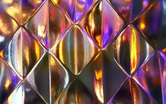 What is That? (Through Serena's Lens) Tags: macromondays whatisthat abstract macro geometric metal scoop colorful concaveshaped shiny reflection canoneos6dmarkii