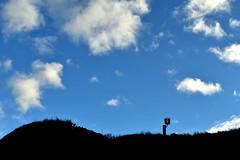 Clifftop Beacon (gcobb84) Tags: clouds cliffs