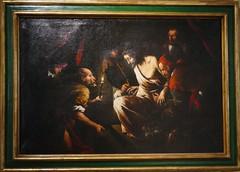 """""""Le Christ aux Outrages"""", d'après Bassano, Pietro Muttoni dit Pietro della Vecchia (Venise, 1605-1678), Musée des Beaux-Arts, Pau, Pyrénées-Atlantiques, Nouvelle-Aquitaine, France. (byb64) Tags: pau béarn 64 pyrénéesatlantiques aquitaine aquitania france francia eu europe europa musée museum museo tableau cuadro painting peinture pintura muséedesbeauxarts biarn bearno akitania aquitanien pirinioatlantikoak pirineosatlánticos frankreich 17th xviie nouvelleaquitaine dipinto christ outrages cristo pietromattoni"""