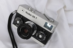"""Rollei 35T, Tessar 1:3,5/40mm - 1974 bis 1980 (alex """"Heimatland 2019"""") Tags: rollei 35t kleinbildfilm tessar analog cds integralmessung gossen viewfinder"""