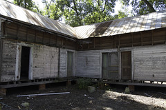 (farenough) Tags: abandoned georgia south souther southern architecture house home farm pecan grove orchard cottage forgotten barn rural rurex explore decay left behind