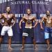 Mens Physique Junior 2nd Levesque 1st Morneau 3rd Hoge