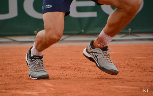 Pablo Cuevas - feet