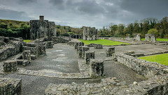 Panoramic view of Mellifont Abbey Ruins - County Louth Ireland (mbell1975) Tags: drogheda countylouth ireland ie mellifont abbey ruins county louth an mhainistir mhór cistercian church kirche iglesia eglise chiesa kerk kirke igreja chapel kapelle kirken kyrkan cathedral kathedrale kathedralkirche dom catedral cathédrale dumo kathedraal katedra domkirke éire eire airlann poblacht na héireann irland irlanda irlande irish ancient ruin