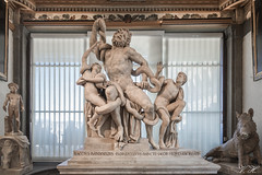 2019/02/24 13h50 Baccio Bandinelli, «Laocoon» (vers 1470-1475), Galerie des Offices (Florence) (Valéry Hugotte) Tags: 24105 bacciobandinelli firenze florence galeriedesoffices galleriadegliuffizi italia italie italy laocoon laocoonte laocoön canon canon5d canon5dmarkiv sculpture statue
