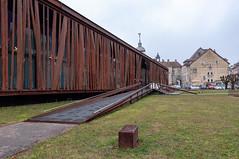 Casino (Salins-les-Bains, France)-119 (MMARCZYK) Tags: france bourgogne franche comté salins les bains architecture jura 39 malcotti roussey casino corten rouillé acier
