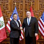 Visita del Secretario de Estado de Estados Unidos de América, Mike Pompeo thumbnail