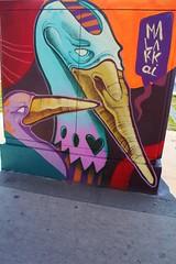 Malakkai_5716 boulevard du Général Jean Simon Paris 13 (meuh1246) Tags: streetart paris boulevarddugénéraljeansimon paris13 animaux oiseau malakkai armoireedf cigogne