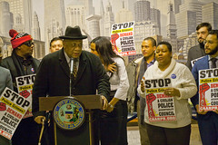 Frank Chapman Chicago Alliance Against Racist and Political Repression City of Chicago Aldermanic Candidates Press Conference to Support Civilian Police Accountability Council Chicago Illinois 1-9-19 5572 (www.cemillerphotography.com) Tags: cops brutality shootings killings rekiaboyd laquanmcdonald oversight reform corruption excessiveforce expensivelawsuits policeacademy