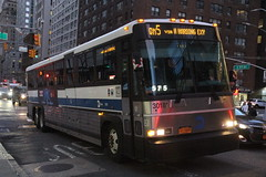 IMG_3869 (GojiMet86) Tags: mta nyc new york city bus buses 2005 d4500cl 3018 qm5 57th street 3rd avenue