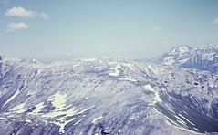 Rock & Snow (zeesstof) Tags: geo:lat=4708092303 geo:lon=1284245895 geotagged zeesstofsmom kodachrome film 35mmslidefilm mamiya 1969 summerholiday mountains alps austrianalps triptothegrossglockner snow snowinsummer