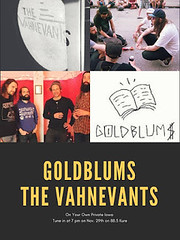 YOUR OWN PRIVATE IOWA - Episode 42: Goldblums/The Vahnevants (iowamusicshowcase) Tags: iowa music bands singers artists midwest