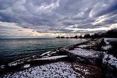 COLD DAY ALONG THE LAKE ONTARIO SHORELINE, BLUFFER'S PARK, SCARBOROUGH, ONTARIO, CANADA, ACA PHOTO (alexanderrmarkovic) Tags: colddayalongthelakeontarioshoreline blufferspark scarborough ontario canada acaphoto