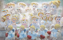 (gibalgis) Tags: dolls doll angels cherub