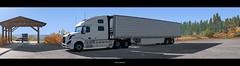 Oregon_USA (black_moloko) Tags: ats america usa oregon truck volvo vnl