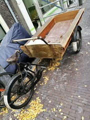 Transport tricycle (Michiel2005) Tags: leiden nederland netherlands holland bakfiets tricycle bicycle