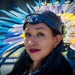 Aztec dancer. Mexico City thumbnail