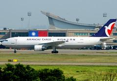 Air Macau Cargo Airbus A300B4-622R(F) B-MBJ (Manuel Negrerie) Tags: air macau cargo a300600bmbj airmacau freighter a300b4 a300 rctp tpe transport airbus jetliner airliner aviation leasing canon taoyuanairport vintage livery scheme