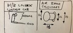 Notes Fowler 2 (Daveynorth) Tags: ropley fowler 040dm 22889 diesel mechanical drawing plan