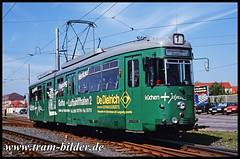 592-1999-07-17-1-Waltershäuser Straße (steffenhege) Tags: thüringerwaldbahn gotha überlandbahn strasenbahn streetcar tram tramway duewag gtzr 592