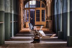 Beelitz Heilstätten (Jan Hoogendoorn) Tags: duitsland germany urbex urbanexploring vervallen verlaten abandoned decayed beelitzheilstätten