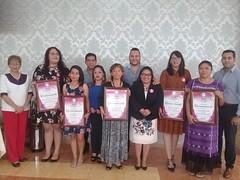 Hoy #DiaInternacionaDeLaMujer felicitamos a nuestra delegada Josefina Jiménez quién recibió el reconocimiento entregado por la SMIOAXACA en labor social por el trabajo realizado en materia de ProtecciónCivil en la Mixteca
