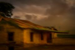 Old Homestead Phoenix Arizona-5 (Ed Cheremet) Tags: goodyearaz abandonhomes house oldwest pioneerhome storm stormfront