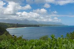 Journée au nord de Kauai (Comète78) Tags: kauai côte nord hanalai pier beach plage surf usa etatsunis roadtrip hawai hawaii hawaï 2018 voyage jetée phare lighthouse