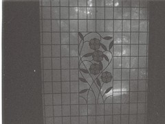 Window (Matthew Paul Argall) Tags: boots110teleautoflash 110 110film subminiaturefilm lomographyfilm 100isofilm blackandwhite blackandwhitefilm window