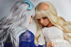 DSC_2074 (sonya_wig) Tags: fairytreewigs wig bjdwig minifeewig bjd bjdminifee handmadedoll bjddoll dollphoto fairyland fairylandminifee minifee bjdphotography coloringhair