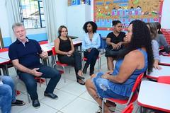 Sec. Osório Souza   visitou escola de Itaboraí, aprovada no IDEB (9) (itaborairj) Tags: escola aula balet itaboraí indice ideb aprovada 29032019