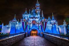Sleeping Beauty Castle - Disneyland (GMLSKIS) Tags: sleepingbeautycastle disney disneyland nikon anaheim california nikond750 themepark