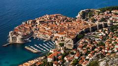 Dubrovnik, Croatia (pas le matin) Tags: croatia hrvatska croatie europe europa travel voyage world city ville cityscape sea mer mediterranean méditerranée mediterraneansea merméditerranée canon 7d canon7d canoneos7d eos7d toit roofs port harbour dubrovnik