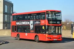YT59 RYM (SP40085) RATP Group London Sovereign (hotspur_star) Tags: londontransport londonbuses londonbus londonbuses2018 scaniaomnicity tfl transportforlondon busscene2018 doubledeck ratpgroup londonsovereign yt59rym sp40085 183