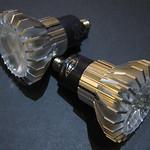 ハロゲン型LEDランプの写真