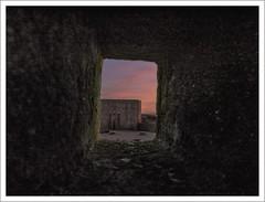 brean-down-sunset-1100631-090119 (Peadingle) Tags: sunset dusk brean down fort somerset