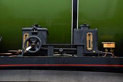 60163 Tornado - Mechanical Lubricators (simmonsphotography) Tags: railway railroad nenevalley heritage preservation locomotive engine train steam uksteam 60163 tornado peppercorn a1 lner pacific newbuild wansford