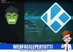 (HulkStream Kodi Add-on) Tutto lo sport in streaming in diretta e on-demand (file-sharing) Tags: hulkstream kodi addon