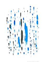 EKA32 M19 2018 Aleksandr Osvald August von Turro-Lebardov 24.09.2018 2018-54 (aleksandroavtl) Tags: estonia estonian estonians national nation colours contemporary contemporaryart colors country painting pattern proud flag fineart black blue blackandwhite white art abstract artwork acrylic acrylicpainting acrylics abstractart abstractpainting abstractionism state visualart аъ