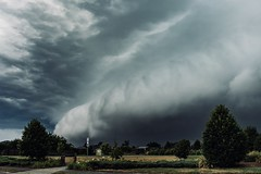 storm front near Christchurch NZ. (ndoake) Tags:
