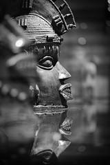 Beautiful Loot (1) (Phancurio) Tags: sculpture brass blackafrica art history colonialism museum london monochrome benin british