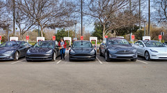 Tesla (dalecruse) Tags: tesla teslas car cars auto autos automobile automobiles electric electricity charge charging