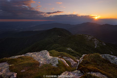 (C.H.Diegel Photography) Tags: sunrise mountmansfield thechin chin chinsummit longtrail landscapephotography landscape vermont vermontstateparks thruhiking greenmountains