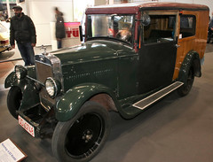 Hanomag Wagon (Schwanzus_Longus) Tags: bremen classic motorshow german germany old vintage car vehicle hanomag 4 23 station wagon estate break kombi combi