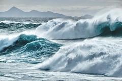 Fuerteventura_2019_08 (ichbinsEvi) Tags: fujifilmxt2 fujifilm wave atlantik sea ocean spain fuerteventura ajuy