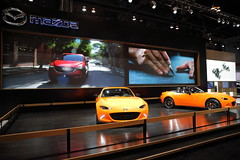 IMG_8315: Mazda (i_am_lee_sam) Tags: 2019 chicago auto car show mccormick place mazda miata mx5
